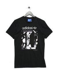 Adidas Artist Paris T-Shirt Black
