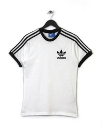 adidas California T-Shirt White