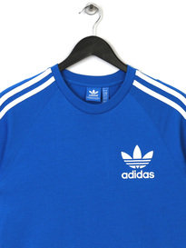 ADIDAS CALIFORNIA T-SHIRT BLUE