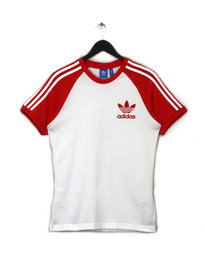 ADIDAS CALIFORNIA T-SHIRT RED