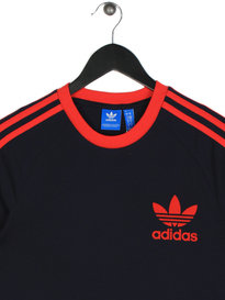 Adidas BQ7546 California T-Shirt Navy