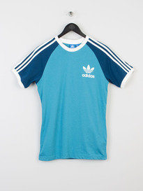 ADIDAS CALIFORNIA TEE SURF BLUE