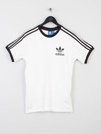 ADIDAS CALIFORNIA TEE WHITE