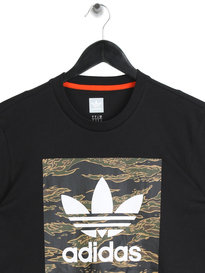 Adidas Skateboarding Camo BB T-Shirt Black