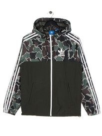 Adidas Camo Rev Windbreaker Jacket