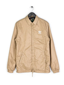 Adidas PW Coach Jacket Reversible Camo Brown