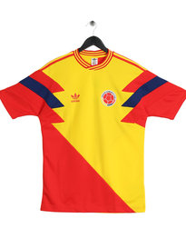 Adidas Colombia Mashup Jersey Yellow