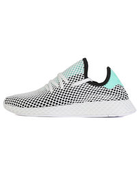 adidas Deerupt Runner Trainer Black/Green