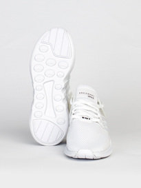 ADIDAS EQUIPMENT SUPPORT ADV TRAINERS WHITE