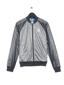 adidas Essential Superstar TrackTop Night Grey
