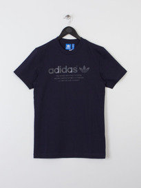 ADIDAS FASHION GRAPHIC TEE BLACK