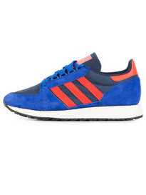 adidas Forest Grove Trainer Blue