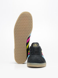 adidas Gazelle Color Stripe Trainer Black