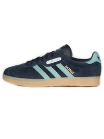 adidas Gazelle Super Trainers Navy
