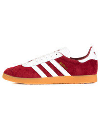 Adidas Gazelle Trainer Burgundy