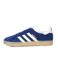 ADIDAS GAZELLE TRAINERS NAVY