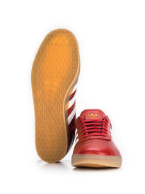 adidas Gazelle Trainers Red