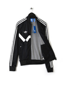 ADIDAS GERMANY TRACK TOP BLACK