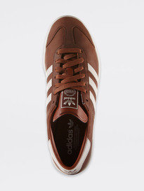 ADIDAS HAMBURG AQ3196 BROWN/OFF WHITE