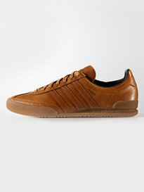 Adidas Jeans MKII Trainer Brown