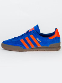 ADIDAS JEANS OG TRAINERS BLUE
