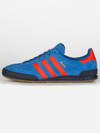 ADIDAS JEANS TRACE BLUE/ HI-RES RED