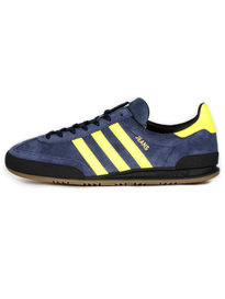 adidas Jeans Trainers Navy