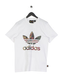 Adidas Pharrell Williams HU Hiking Camo Trefoil T-Shirt