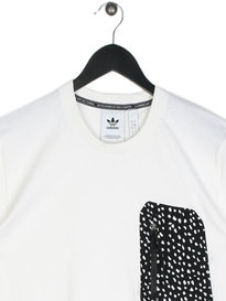 Adidas NMD Short Sleeve T-Shirt White