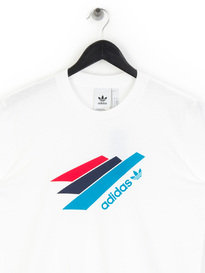 adidas Palmeston T-Shirt White