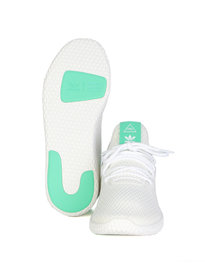 adidas Pharrell Williams Tennis HU White | Green