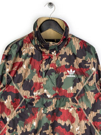 Adidas Pharrell Williams HU Hiking Camo Windbreaker