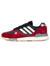 adidas Quesence Trainers Burgundy