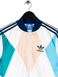ADIDAS SST TT TENNIS TRACK TOP WHITE