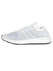 adidas Swift Run Primeknit Trainers White