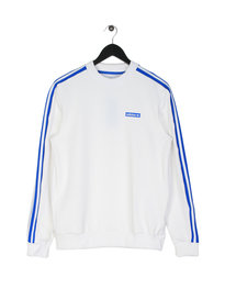 adidas Tennoji Crew Sweat White