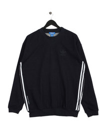 adidas TKO Crew Neck Sweat Indigo