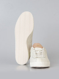 ADIDAS TOPANGA CLEAN TRAINERS OFF WHITE