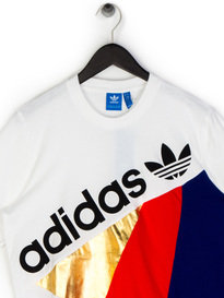 Adidas Tribe T-Shirt White