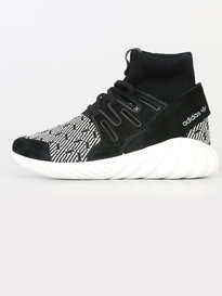adidas Tubular Doom Black Trainers