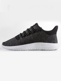 adidas Tubular Shadow Knit Trainer Black