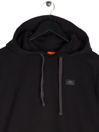 Alpha Industries 158321B X Fit Hoody Black