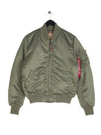 Alpha Industries 191118B VF59 MA1 Jacket Green