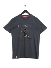 Alpha Industries Black Panther T-Shirt Grey