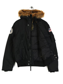 Alpha Industries B Polar SV Jacket Black