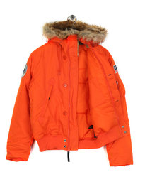 Alpha Industries B Polar SV Jacket Orange