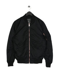 Alpha Industries MA-1 VF LW Jacket Black