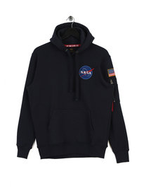 Alpha Industries Space Shuttle Hoody Navy