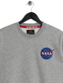 Alpha Industries Space Shuttle Sweat Grey