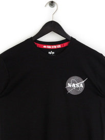 Alpha Industries Space Shuttle T-Shirt Black